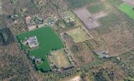Luchtfoto Buitenplaats Koningsweg